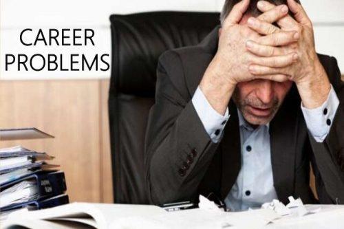 career problems
